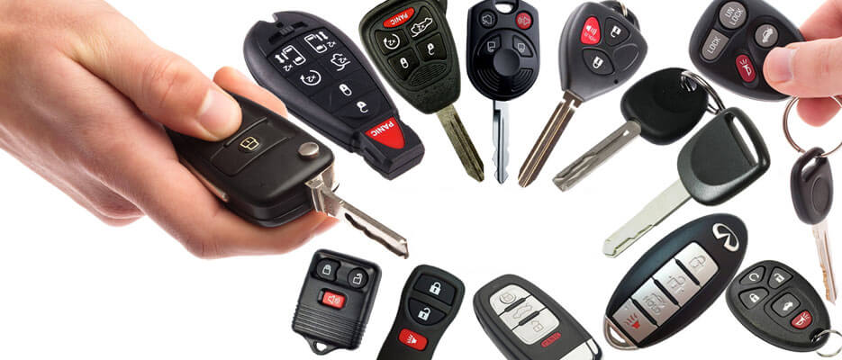 Combination Smart Keys and FOB's